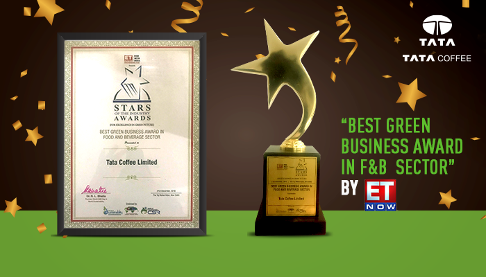 Best Green Business Award by ET Now