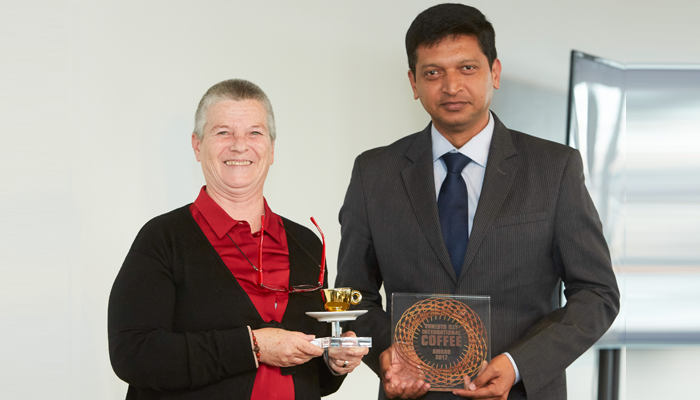 Tata Coffee wins Ernesto Illy Award in New York for best Indian coffee producer
