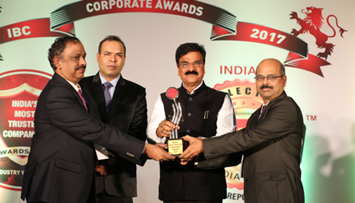 India's Most Trusted Companies Awards 2017