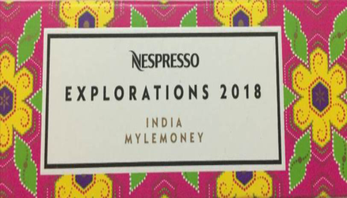 Proud to have our Mylemoney Estate feature in Nespresso's Explorations 2018